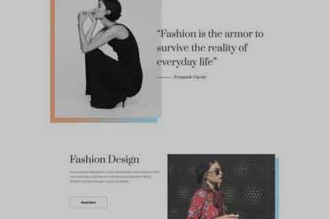 Zra Fashion Woocommerce Shop