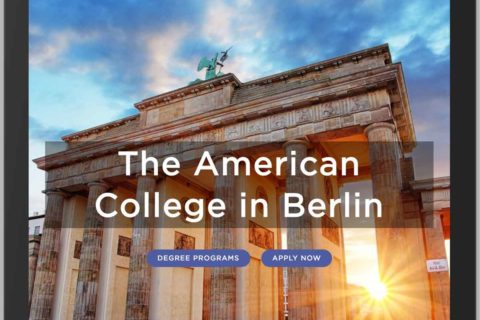 CollegeTuro WordPress WebSite Design
