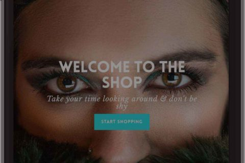 Cosmetics Shop WordPress Woocommerce Website