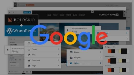 google-wordpress-development