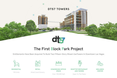 BlockPark Website Design and Blockchain App