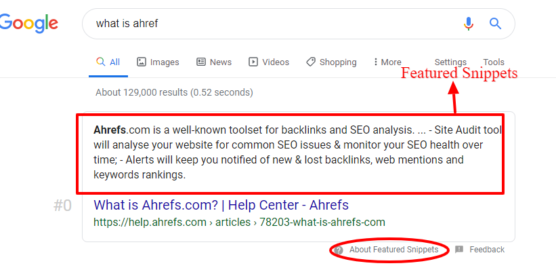 sfwpexperts.com-SEO-agency-California-Featured-Snippet