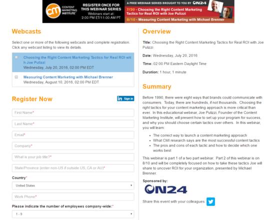 sfwpexperts.com-content-marketing-institute-landing-page