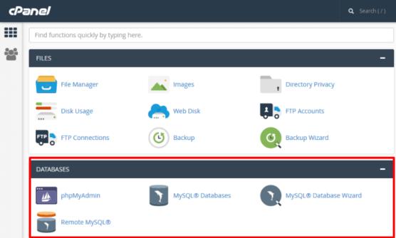 sfwpexperts.com-woocommerce-wordpress-cPannel-MySQL-Databases-556x335