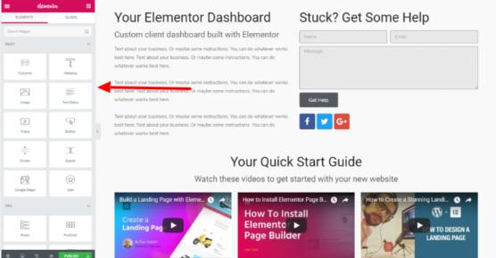 sfwpexperts.com-build-landing-page-elementor-page-building-elements