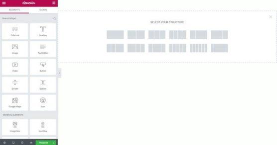 sfwpexperts.com-build-landing-page-elementor-structure