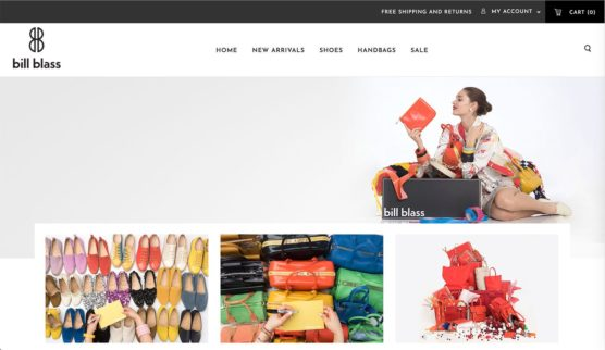 sfwpexperts.com-ecommerce-web-design-trends-2020-product-videos-Bliss-Blass-white-frame