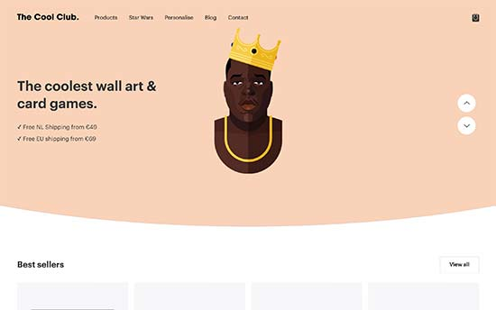 sfwpexperts.com-wordpress-website-redesign- thecoolclub