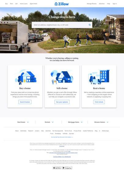 sfwpexperts.com-Award-Winning-Best-website-designs-Zillow