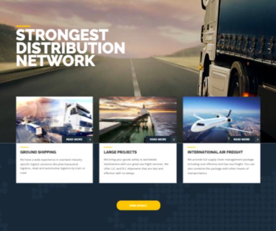 sfwpexperts.com-10-Best-WordPress-Transportation-And-Logistic-Theme-trucking