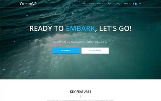 sfwpexperts.com-Best-WordPress-affiliate-marketing-theme-oceanwp