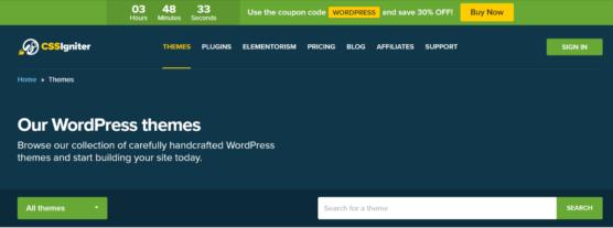sfwpexperts.com-Best-Wordpress-Theme-Marketplace-To-Consider-In-2021-CSSIgniter
